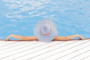 Bơi lội giúp bạn giảm cân hiệu quả