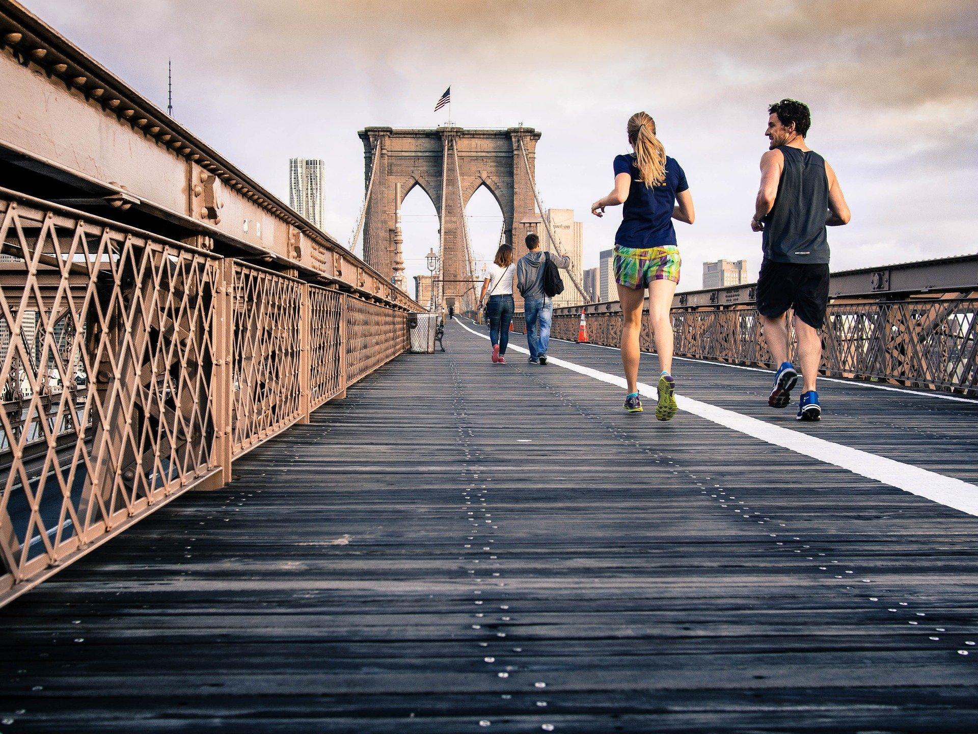 Tỷ lệ một dặm 10 phút cũng tốt cho những người mới bắt đầu